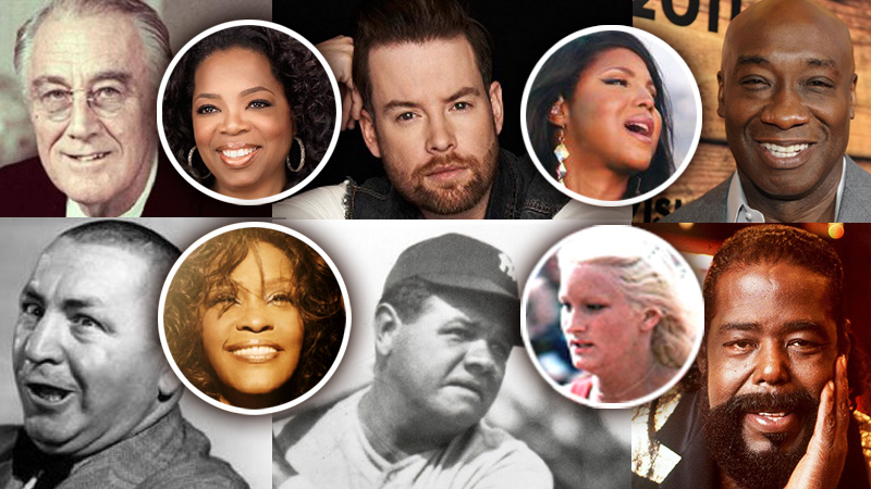 Celebrities backing the Blood Pressure Associations Know your Numbers…
