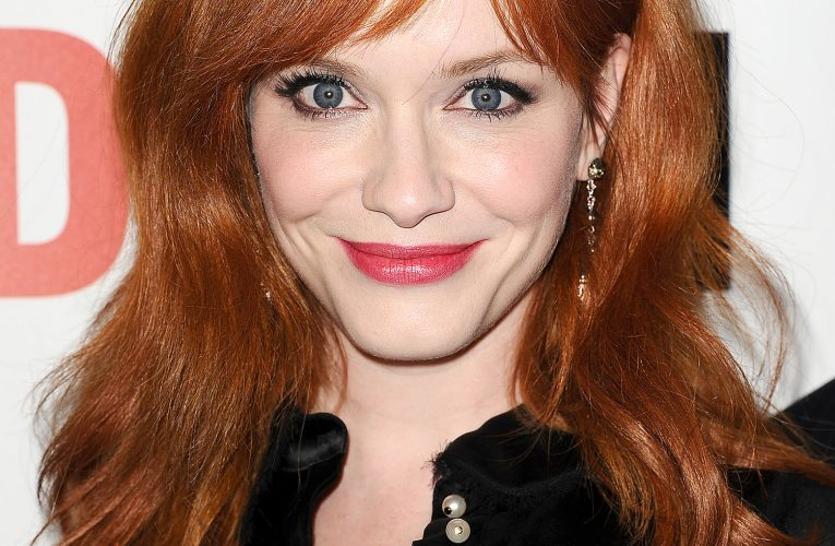 Celebrities with natural red hair