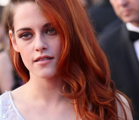 Celebrities with orange hair