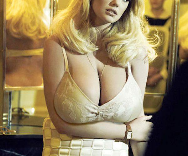 Celebrities with the biggest tits