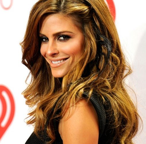 Celebrities with thick hair