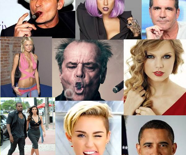 Dark triad celebrities