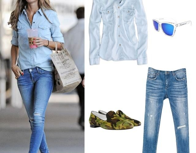 All Celebrities Steal Her Style Celebrity…