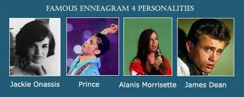 Enneagram type 4 celebrities