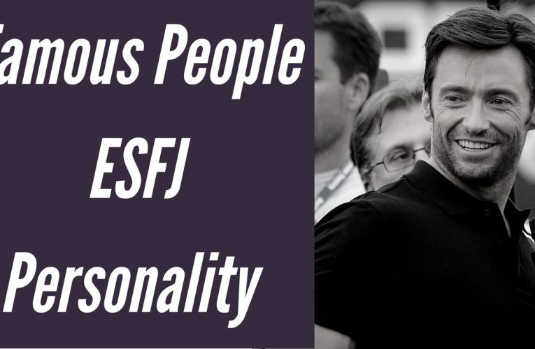 But most ESFJs bring harmony to everyone around them…