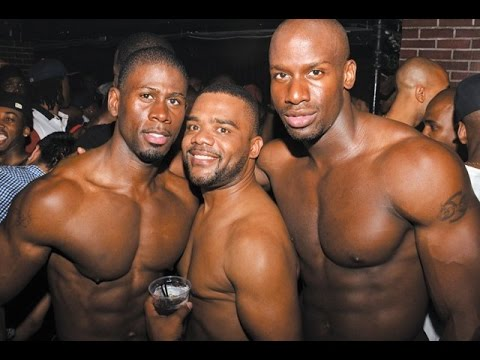 Gay black male celebrities