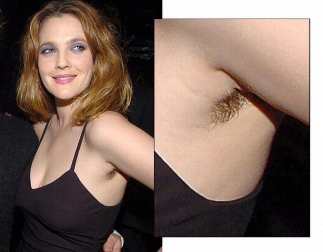 These female celebrities rocked body hair on the red carpet, on …