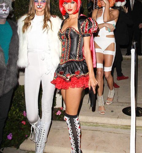 BAZAAR looks back at some of our favorite celebrity Halloween …