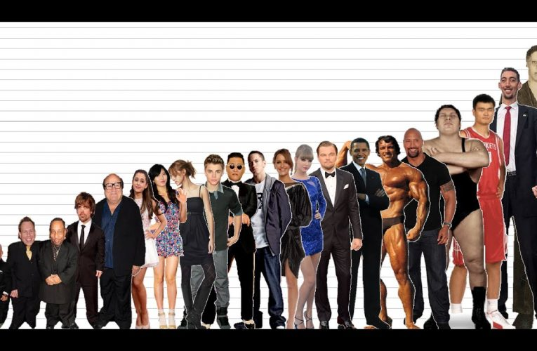 Height and weights of celebrities