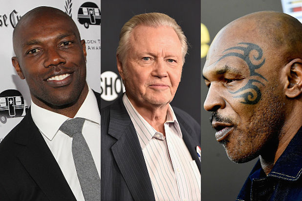 From Mike Tyson to Roseanne Barr, many celebrities have shown their support for …