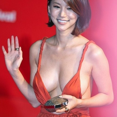 Hot asian celebrities