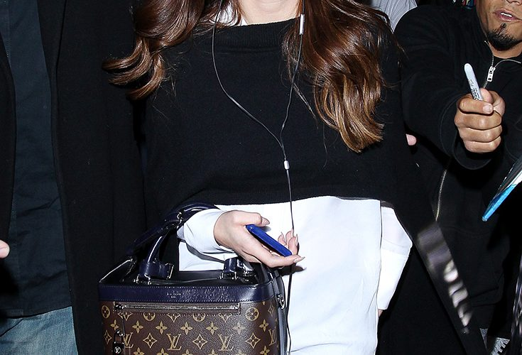 Louis vuitton celebrities