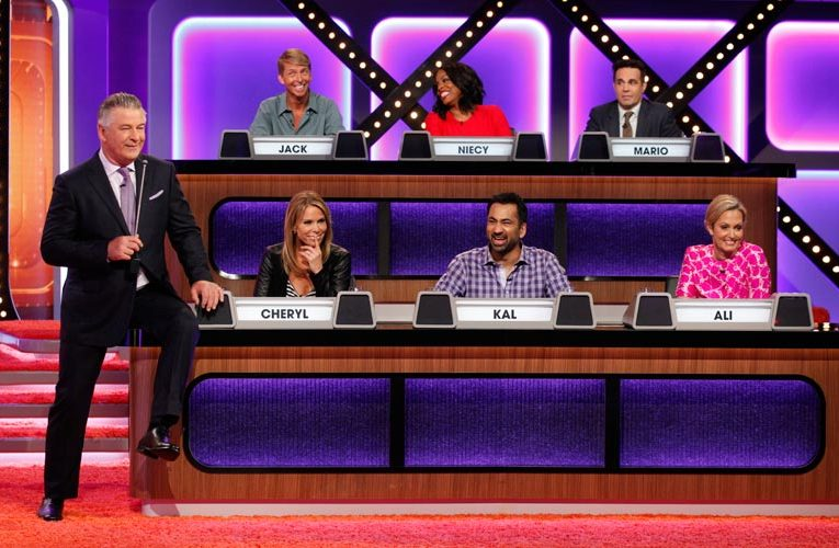 Match game 2016 celebrities