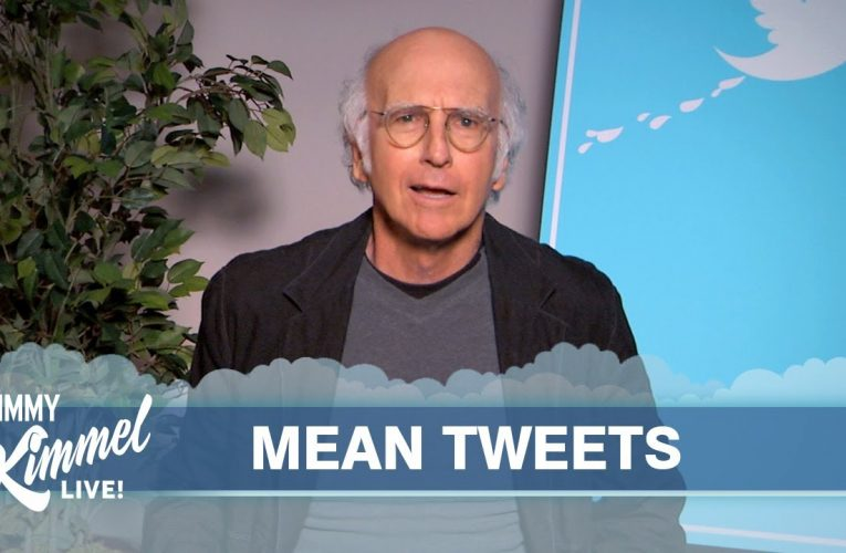 Mean tweets celebrities