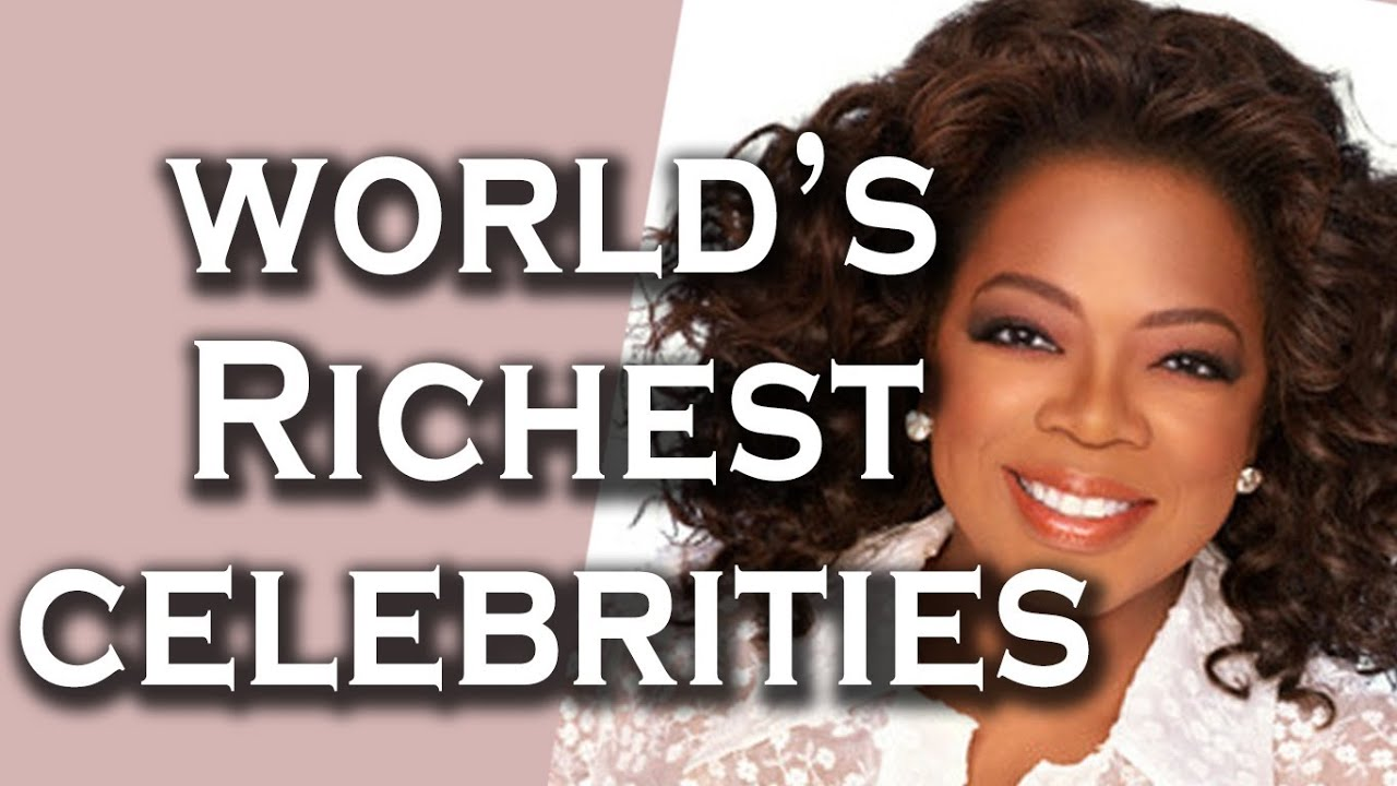 A huge collection of all the celebrity net worths of …