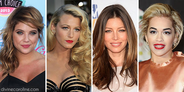 Neutral skin tone celebrities