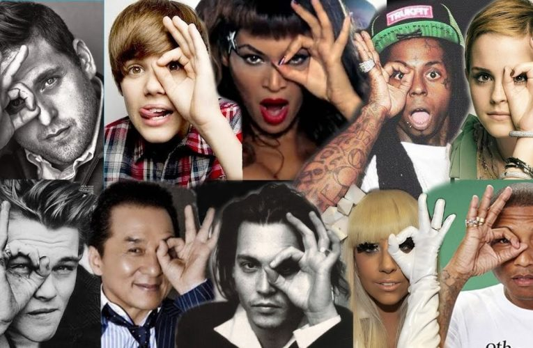 Openly satanic celebrities