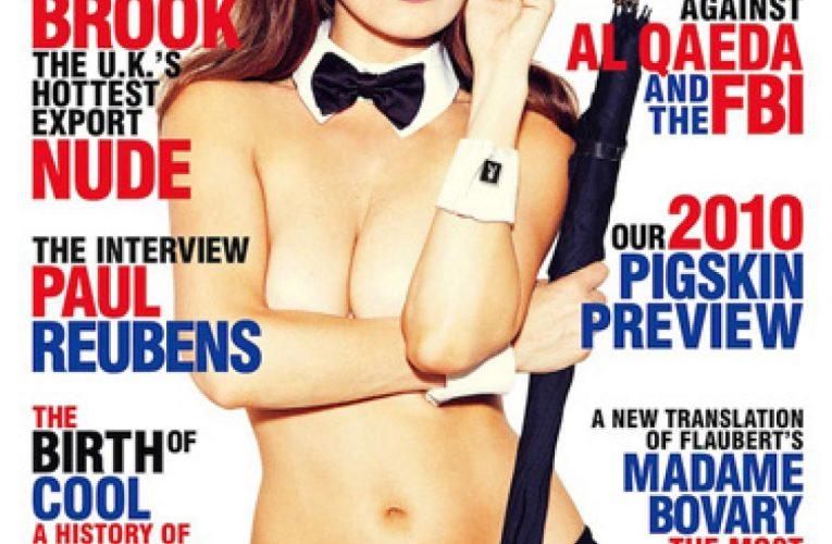 Daisy Lowe bares all for Playboy Celebrities Entertainment…