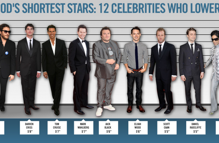 Celebrities You Didnt Know Were Really Short…
