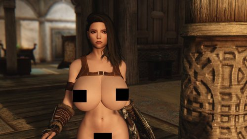Skyrim Adult Celebrities, NSFW NPC appearance enhancer, at Skyrim Nexus – …