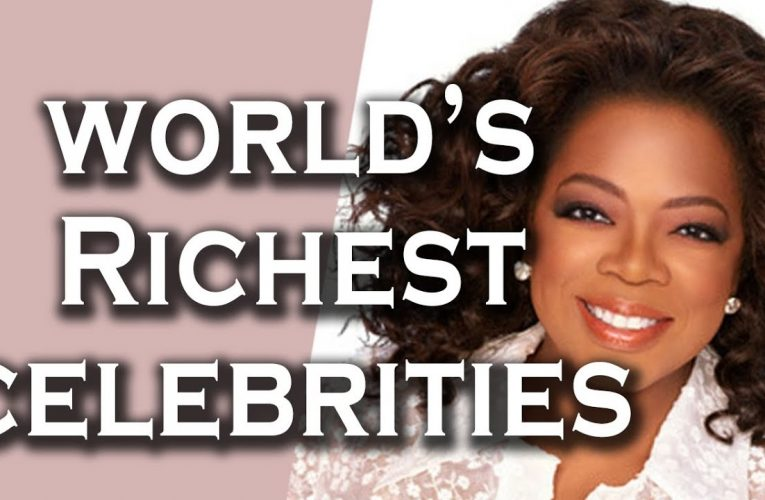 Top celebrities net worth