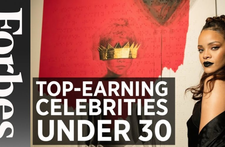 Top earning celebrities