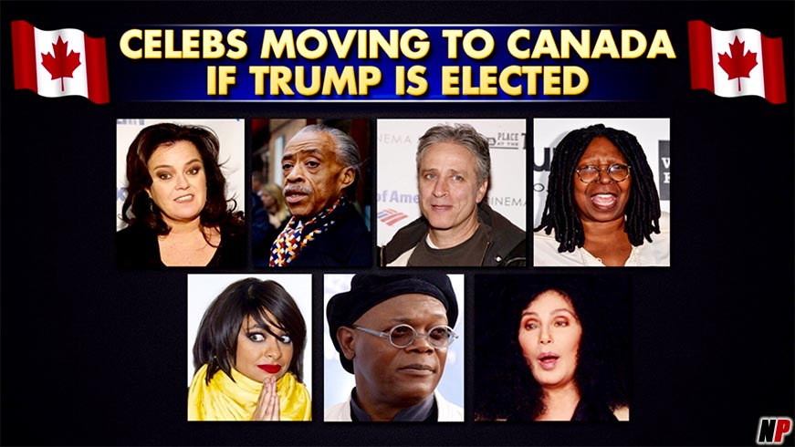 If wins the presidency, Im moving to Canada is a hackneyed line…