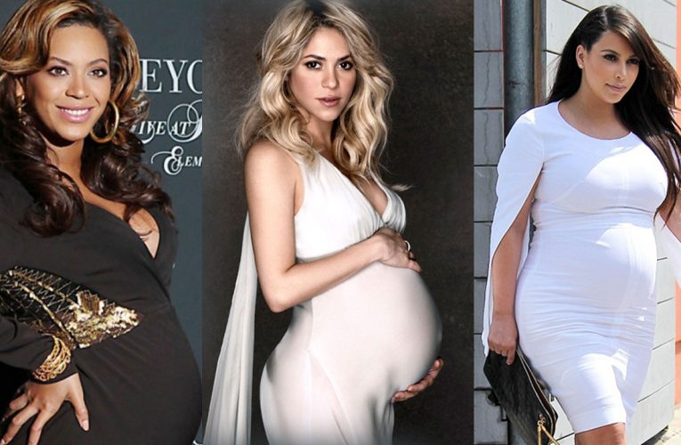 What celebrities are pregnant