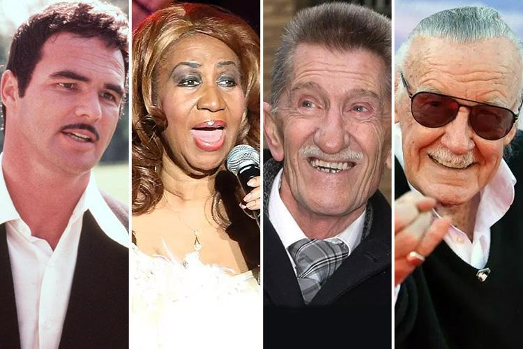 Recent notable deaths Here are 50 stars who died in 2018, including …