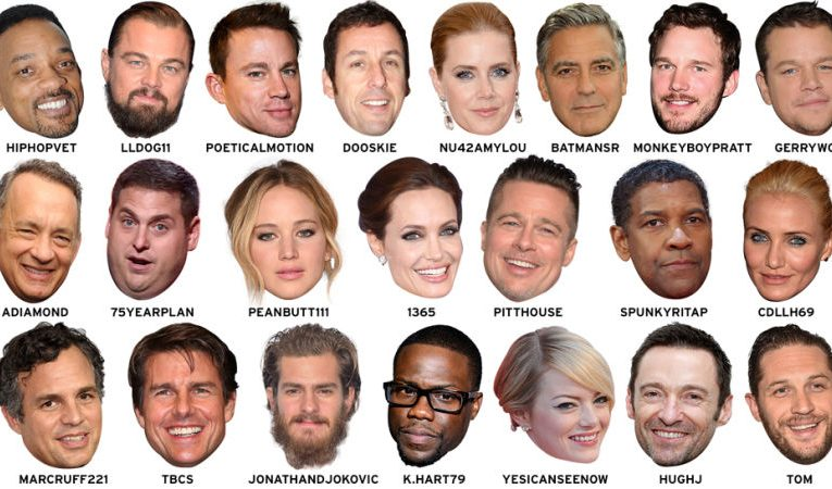 Who are a list celebrities